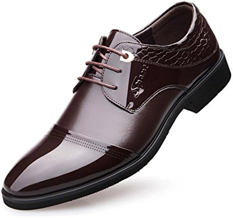 Zapatos de Cuero para Hombres/de Negocios Four Seasons New Zapatos para Hombres de Oficina y para Fiestas/Zapatos...