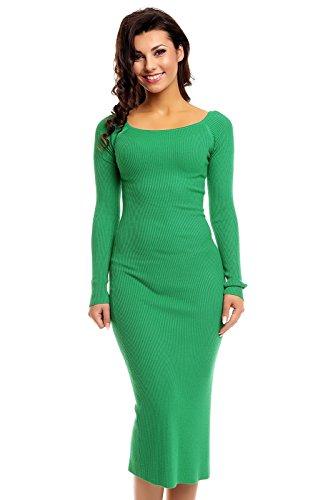 Fashion -  Vestito  - Donna Verde