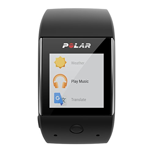 Zoom IMG-2 polar m600 smartwatch unisex black