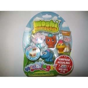 Moshi Monsters: Moshlings Series 1 Figure set N