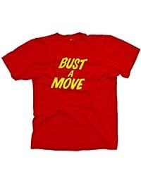 Bust a move elliott smith rock t-shirt mens