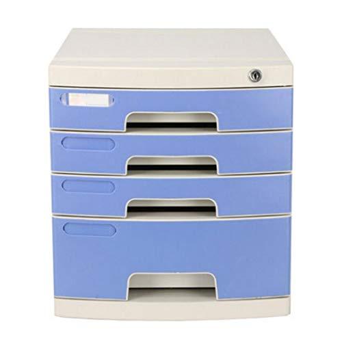 Cassettiere In Plastica Per Ufficio.Cassettiera In Resina 4 Cassetti Grandi Sconti Affari Online