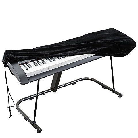 Housse de piano, Kaifire Couverture pour clavier de piano, Housse