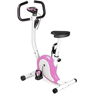 KS-Sports Fahrradtrainer Hometrainer Fahrrad Trimmrad Bike Fitnessbike...