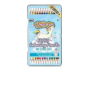 NPW NPW60157 Unicorn Magical 50/Pencils