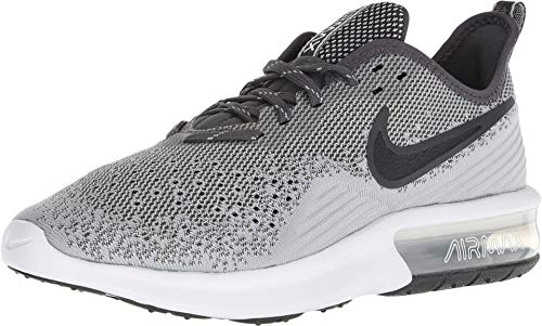 brand new 6d92c e78c4 NIKE WMNS Air Max Sequent 4, Chaussures de Fitness Femme, Multicolore (Wolf  Grey