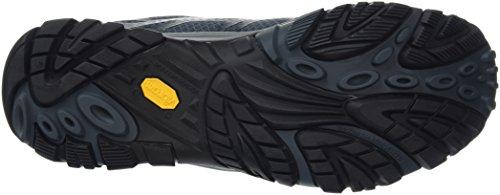 Merrell Moab Edge, Chaussures de Randonnée Basses Homme Gris (Dark Slate)