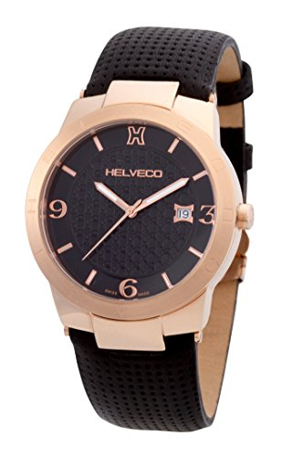 Helveco H02141_NA - Reloj color negro