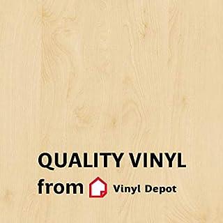 d-c-fix Plastic Self-Adhesive Contact Paper Wood Decor Vinyl Fablon Sticker Wallpaper for Kitchen Furniture Living Room Birch 450mm/m