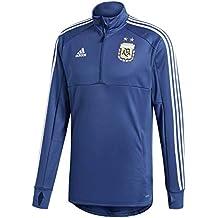Adidas AFA TR Top Sudadera de Entrenamiento Argentina, Hombre, Morado (mornat/Blanco