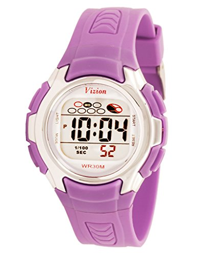 Vizion 8520-7  Digital Watch For Kids