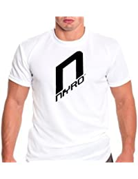 Niyro – T-shirt - Dry Fit Technology - Sweep Sweat & Moisture Away - Ultra Strong Performance (Size L White)