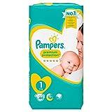 Pampers New Baby Größe 12–5kg X44Schichten