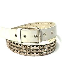 Cinturón con tachuelas Remaches Cinturón 105cm