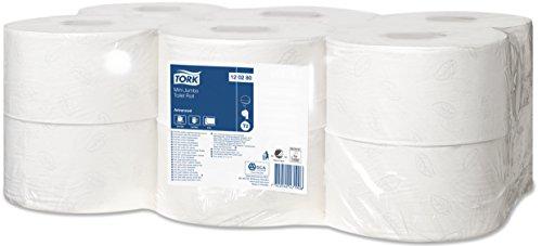tork-120280-papier-toilette-mini-jumbo-advanced-blanc-2-plis-lot-de-12-rouleaux-12-x-850-feuilles