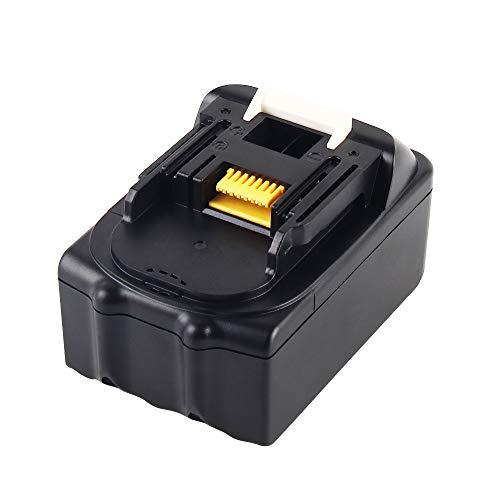 Nouvelle batterie de remplacement pour outils électriques au lithium ion 18 V 5000 mAh pour Makita BL1815 BL1850 LXT400 BL1840 BL1830