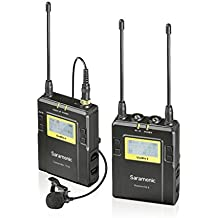 Saramonic UwMic9 Single (TX9+RX9) Mic Wireless UHF