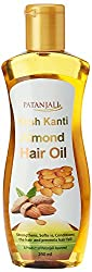 PATANJALI KESH KANTI ALMOND HAIR OIL 200ML
