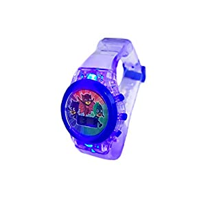 Disney PJ Masks Digitaluhr mit LED-Licht, PJ17024