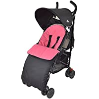 Footmuff / Cosy Toes Cosy Toes Buggy Pushchair Stroller Pram Buggy Dark Pink