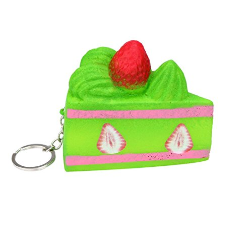Preisvergleich Produktbild Atdoshop Spielzeug Geschenk, Stress Relief Spielzeug für Kinder mit ADHS, squeeze-Therapie-sensorische-Bildung (8x7.5x5cm, Grün)
