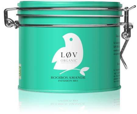 Lov Rooibos mit Mandel Tee 100g Dose [BIO]