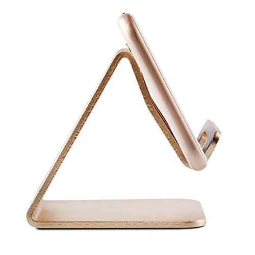 BEESCLOVER Universal-Handy-Ständer aus Aluminiumlegierung für Samsung iPhone Tablet PC