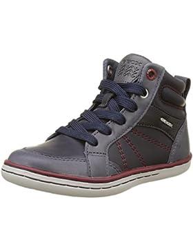 Geox Jungen Jr Garcia Boy B Hohe Sneaker