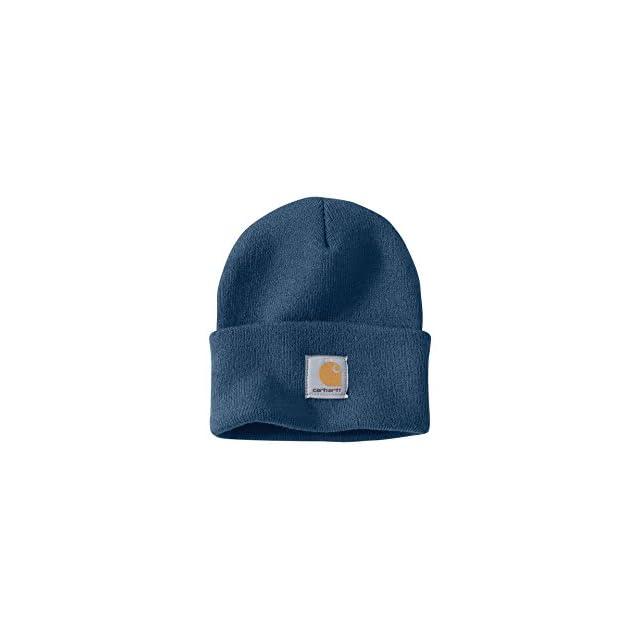 Carhartt Watch Hat Bonnet de travail, Taille unique, gris foncé ... bc235147f82
