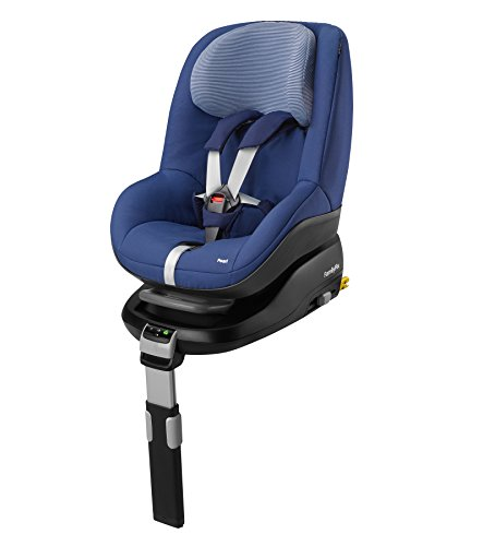 Maxi-Cosi Pearl, Kinderautositz Gruppe 1 (9-18 kg), river blue, ohne Isofix-Station