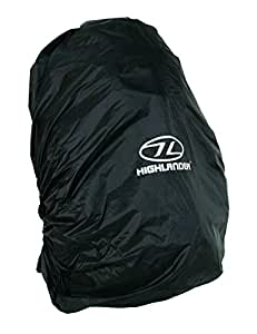 Highlander Lightweight Cover - Black Small