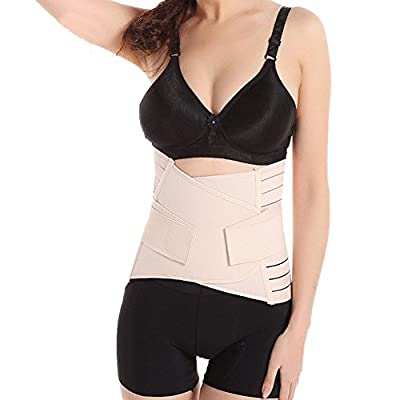 Movingtime Breathable Elastic Postpartum Support Recovery Belly/waist Belt Shaper