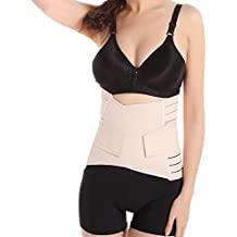 Movingtime transpirable elástico de recuperación postparto de la ayuda del vientre / correa de cintura de la talladora