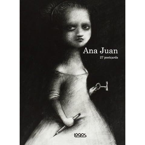 Ana Juan. 27 cartoline. Ediz. italiana, inglese e spagnola