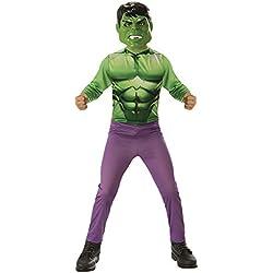 Avengers - Hulk Disfraz, Multicolor, L (Rubie'S 640922-L)