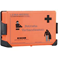 Leina-Werke 20003 Erste Hilfe, Verbandskasten und Zubehör Verbandkasten mit Inhalt orange preisvergleich bei billige-tabletten.eu