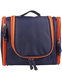 Colleer Multifunctional Travel Toiletry Bag Large Makeup Organiser Waterproof Shower Wash Bag Cosmetic Case Household Grooming Kit Storage Travel Kit Pack with Hook