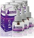 Feliway Spray Nachfüllpackung, 144 ml, 3er-Packung (144ml x2)