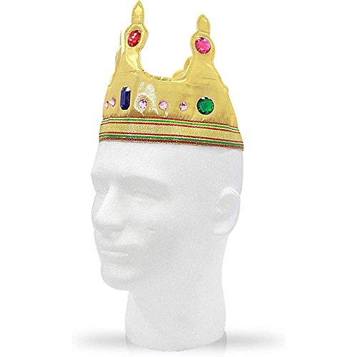 Dress up America Enfants King Exquis Crown