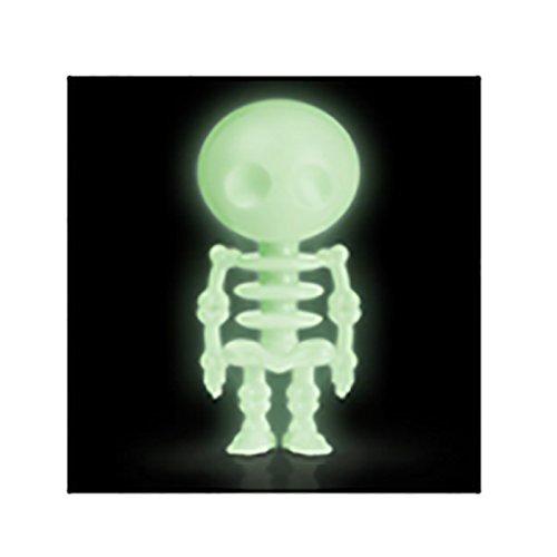 Glow in the Dark Skelett Pen