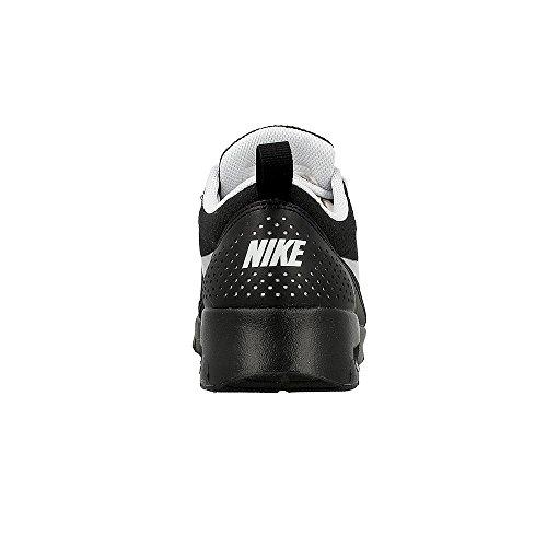 NIKE Air Max Thea (GS) Chaussures pour fille Schwarz (Black/Pure Platinum/Metallic Platinum)
