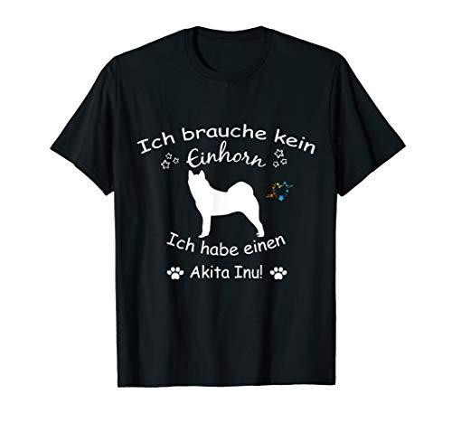 Akita-damen T-shirt (Akita Inu Tshirt - Akita Inu Shirt)