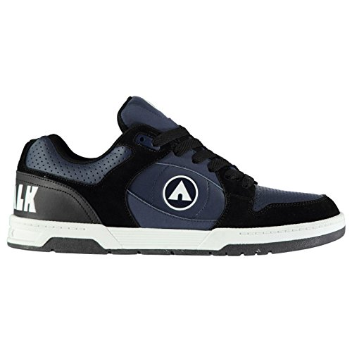 1aededfd0d Airwalk Homme Throttle SN CL82 Chaussures de Skate Navy/Noir 43.5