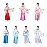Photo de Xinvivion Style Chinois Hanfu Robe - Ancien Traditionnel Vêtements Élégant Rétro Performance Costume de Tang par Xinvivion