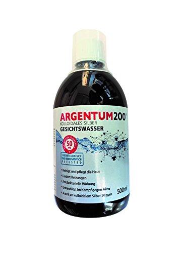 argentum200 Colloidal argent ( 50 ppm ) 500ml