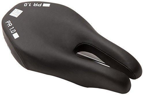 ISM Unisex- Erwachsene PR 1.0 Sattel, schwarz, One Size -