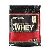 Optimum Nutrition 100% Whey Gold Standard, Proteine Whey in Polvere, Doppio Cioccolato, 3.16 kg, 102 Porzioni