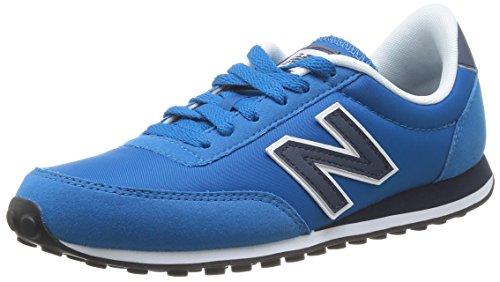 New Balance U410 D, Baskets mode mixte adulte Bleu (Mnbn Blue)