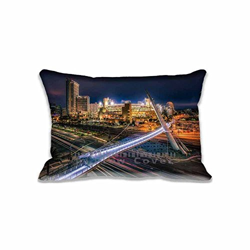 petco-park-at-night-16x24inch-pillow-protector-cottonpolyester-home-decro-pillow-cushion-casestwin-s