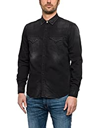 Replay, Jean Chemise Homme